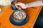 Muesli With Chocolate