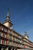 Major Square, Madrid. Spain. Casa De La Panaderia