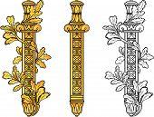 Antic Sword
