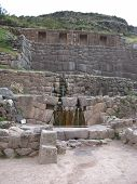 Sacred Spring Of The Incas