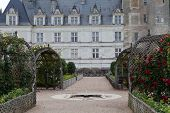 Gardens and Chateau de Villandry