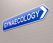 Gynaecology Concept.