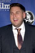 SANTA BARBARA - FEB 6:  Jonah Hill at the Santa Barbara International Film Festival Honors Scorsese