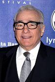 SANTA BARBARA - FEB 6:  Martin Scorsese at the Santa Barbara International Film Festival Honors Scorsese & DiCaprio at Arlington Theater on February 6, 2014 in Santa Barbara, CA