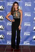 SANTA BARBARA - FEB 6:  Katie Cleary at the Santa Barbara International Film Festival Honors Scorsese & DiCaprio at Arlington Theater on February 6, 2014 in Santa Barbara, CA