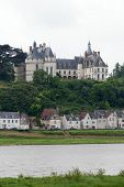 Chaumont-sur-Loire castle. Chaumont castle is one of the oldest chateaux of Loire