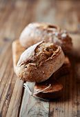 Wholemeal Bread Rolls