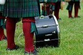 Scottish Drummer