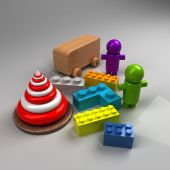 Different toys