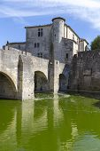Medieval Town Of Aigues Mortes