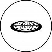 pizza symbol