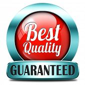 best quality best of best label qualities certificate 100% guaranteed top product red icon button