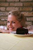 Chocolate Cake Girl 2