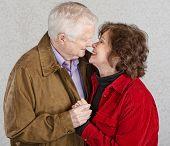 Cute Kissing Couple