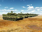 Russian Main Battle Tanks