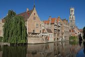Bruges In The Morning