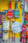 Musical instruments, Witches Market, La Paz, Bolivia