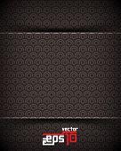 eps10 vector texture round seamless pattern background