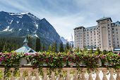 Summer In Lake Louise, Alberta, Canada