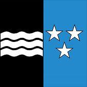 Flag Of Canton Of Aargau