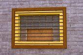 Yellow Window