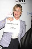 LOS ANGELES - AUG 4:  Mary Beth Evans at the