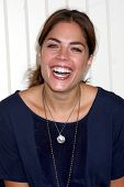 LOS ANGELES - AUG 2:  Kelly Thiebaud at the