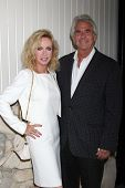 LOS ANGELES - AUG 2:  Donna Mills, RIchard Holland at the