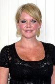 LOS ANGELES - AUG 2:  Maura West at the