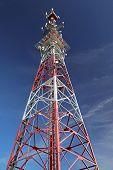 Telecommunication transmitter