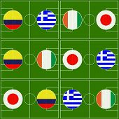 Brazil Cup Matches Group C