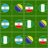 Brazil Cup Matches Group F