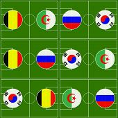 Brazil Cup Matches Group H