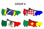 Brazil Cup Cleats Group A