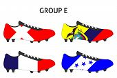 Brazil Cup Cleats Group E