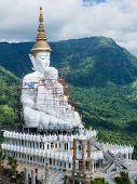 Wat Phra Dhat Phasornkaew At Phu Tup Berk