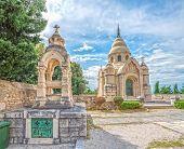 Supetar Mausoleum Petrinovic
