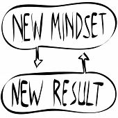 new mindset and new result