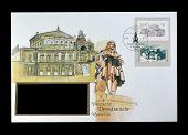 Opera house Dresden 1985