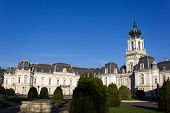 Festetics Castle, Keszthely, Balaton Lake, Hungary.