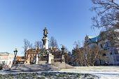 Memorial To Adam Mickiewicz