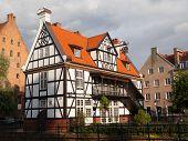 Miller's House in Gdansk