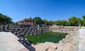 Sun Temple Modhera With Beautiful Stepwell In Ahmedabad