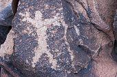 Sloan Canyon Human Petroglyph
