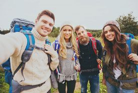 image of selfie  - adventure - JPG