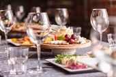 stock photo of catering  - catering food - JPG