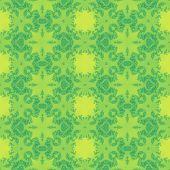 pic of mandelbrot  - Fractal green floral pattern texture or background - JPG