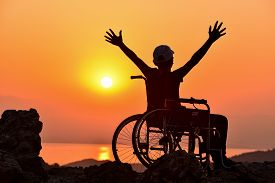 stock photo of cognitive  - Disability is the consequence of an impairment that may be physical, cognitive, mental, sensory, emotional, developmental, or some combination of these.  A disability may be present from birth, or occur during a person