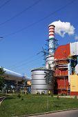 power plant,