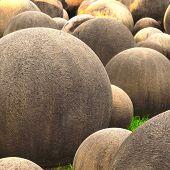 Ball Shaped Stones